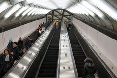 第二个大道地铁65 免版税图库摄影