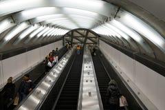 第二个大道地铁73 免版税库存照片