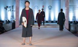 第二十九个系列陵Bo神仙时尚展示 图库摄影