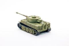 第二次世界大战坦克模型 免版税库存图片