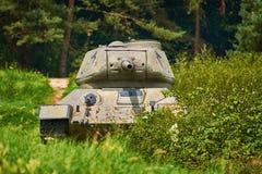 第二次世界大战坦克  免版税库存图片