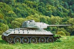 第二次世界大战坦克  库存照片