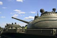 第二次世界大战的历史坦克 库存图片