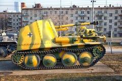 第二次世界大战的德国坦克 免版税库存图片
