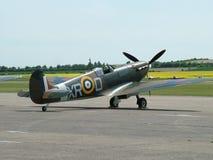 第二次世界大战飞机-烈性人 库存照片