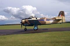 第二次世界大战飞机 免版税库存照片