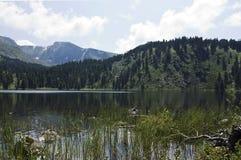 第五个Karakol湖 免版税库存图片