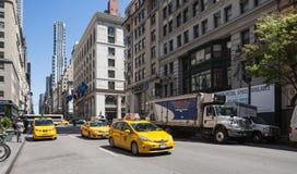 第五大道在纽约 图库摄影