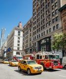第五大道在纽约 库存图片