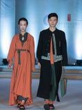 第十八个系列颜色咒语时尚展示 免版税库存图片