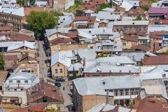 第比利斯,乔治亚- 2016年5月07日:第比利斯, Georgi建筑学  免版税库存照片