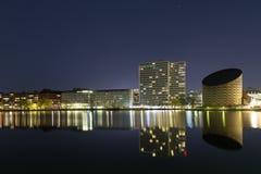 第谷・布拉赫天文馆在哥本哈根,丹麦 免版税库存照片