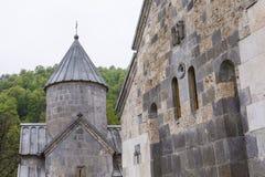 第13个亚美尼亚世纪haghartsin修道院 古老星期一 库存照片