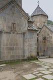 第13个亚美尼亚世纪haghartsin修道院 古老星期一 库存图片
