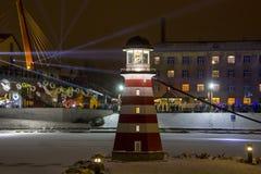 第20个国际兵马俑节日在叶尔加瓦拉脱维亚 免版税库存照片