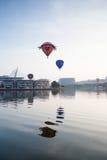 第5个布城国际热空气气球节日 库存图片