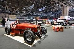 第89个日内瓦国际汽车展示会- DEVINCI DB718 库存照片