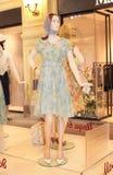 第60个时尚样式时装模特 免版税库存图片
