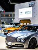 第39个曼谷国际汽车展示会2018年 免版税图库摄影