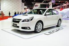第35个曼谷国际汽车展示会2014年 免版税库存图片