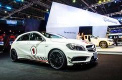 第35个曼谷国际汽车展示会2014年 免版税图库摄影