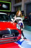 第35个曼谷国际汽车展示会2014年 库存照片