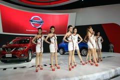 第36个曼谷国际汽车展示会2015年 库存照片