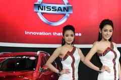 第36个曼谷国际汽车展示会2015年 图库摄影
