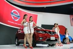 第36个曼谷国际汽车展示会2015年 免版税图库摄影