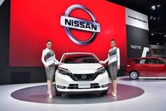 第38个曼谷国际泰国汽车展示会2017年 库存图片