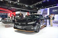 第38个曼谷国际泰国汽车展示会2017年 免版税库存图片