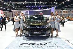 第38个曼谷国际泰国汽车展示会2017年 库存照片