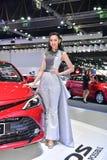 第38个曼谷国际泰国汽车展示会2017年 图库摄影
