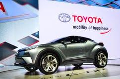 第37个曼谷国际泰国汽车展示会2016年 库存图片