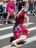 第13个每年纽约舞蹈游行和节日2019年 免版税库存图片