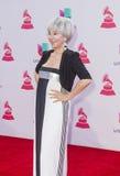 第16个每年拉丁Grammy奖 库存图片
