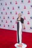 第16个每年拉丁Grammy奖 免版税库存照片