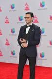 第16个每年拉丁Grammy奖 图库摄影