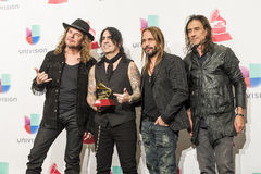 第16个每年拉丁Grammy奖 免版税图库摄影