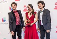 第16个每年拉丁Grammy奖 库存照片