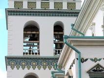 2007第23个耶路撒冷6月修道院新的俄国 俄国 免版税库存图片