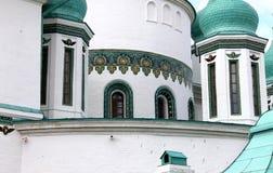 2007第23个耶路撒冷6月修道院新的俄国 俄国 免版税库存照片