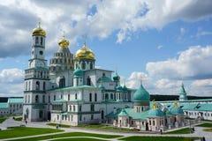 2007第23个耶路撒冷6月修道院新的俄国 免版税库存照片