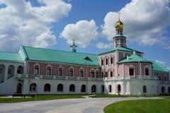 2007第23个耶路撒冷6月修道院新的俄国 免版税库存图片