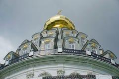 2007第23个耶路撒冷6月修道院新的俄国 图库摄影
