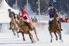 第34个雪马球世界杯-圣盛生 图库摄影