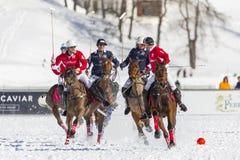第34个雪马球世界杯-圣盛生 免版税图库摄影