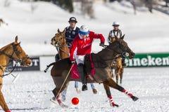 第34个雪马球世界杯-圣盛生 免版税库存图片