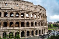 第19个2011年背景colosseum欧洲扣人心弦的论坛去的小山意大利地标找出许多可以多数一张照片罗马罗马被采取对旅游视图访问 库存图片