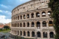 第19个2011年背景colosseum欧洲扣人心弦的论坛去的小山意大利地标找出许多可以多数一张照片罗马罗马被采取对旅游视图访问 免版税库存图片